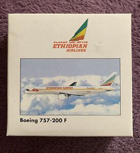 Herpa Wings 1:500 Scale Ethiopian Airlines Boeing 757-200 Boxed