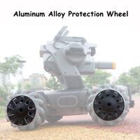 Aluminum Alloy Protection Wheel Tire Cover Guard for DJI Robomaster S1 Robot