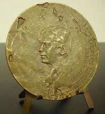 Médaille Lucien Bégault Scholarship award 1926 1986 70mm Belgique Belgium Medal