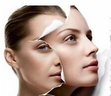 Markenlose Gesichtspflege-Produkte mit Öl-Anti-Falten