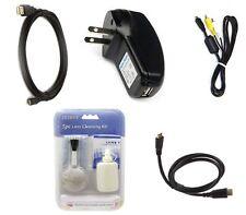 USB + AV Video + Hdmi + Charger for Olympus E-PM2 SH-1 SH-50 SH-60 SP-100 TG-850