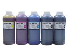 5x500ml refill ink for HP564 Photosmart C310 C410 C510 7510 7525 C6340 C6350