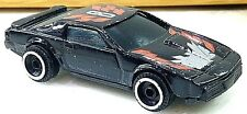Vintage 1982 Pontiac Firebird Trans Am Black #8 Summer S8560F 1/64 Very Rare