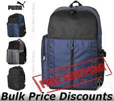 Puma 25L Backpack Book Bag School  PSC1034 12x19x6