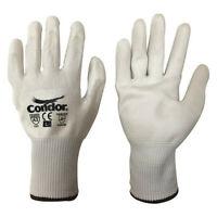 Condor 29Jv87 Cut Resistant Gloves,M,Poly,Hppe,Pr
