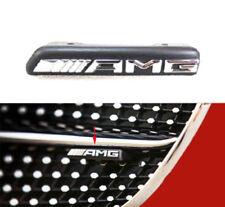 AMG Emblem für Kühlergrill Vorder Grill Mercedes Benz Wappen Benz AMG ABS 3D