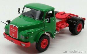 MAN 19.280H TRACTOR TRUCK 2-ASSI 1971 SCALA 1/43 IXO-MODELS TR037 MODELLISMO