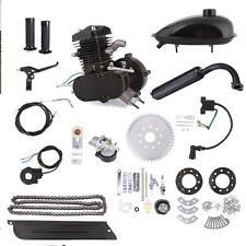 80cc 2-Stroke Petrol Gas Motor Engine Kit DIY Motorized Bicycle Bike HOT New