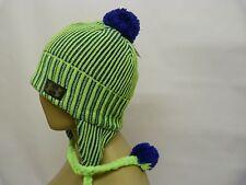 Women's UA Bajo Armour formados Earflap Invierno Beanie Esquí Sombrero de vacaciones 1239850