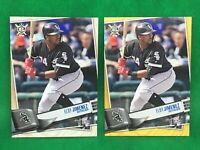 🚨Lot Of SSP ELOY JIMENEZ Gold Parallel + Base SP 2019 TOPPS BIG LEAGUE #74 RC