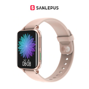 SANLEPUS 2021 NEW Bluetooth Calls Smart Watch Men Women Waterproof Smartwatch