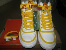 New Rare  Nike west Indies red green yellow & white Size 10 Must see