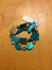 $45 Kenneth Cole Geometric Bracelet #101c