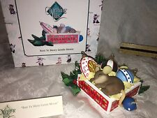 "Charming Tails ""Rest Ye Merry Gentle Mouse"" Dean Griff Nib"