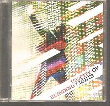 "U2 U 2 ""City Of Blinding Lights"" 2 Track 3"" Inch CD RARE"