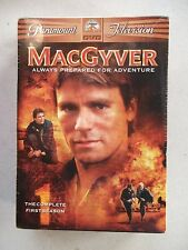 MacGyver - The Complete First Season (Dvd, 2005, 6-Disc Set) Brand New Region 1