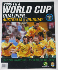 HARRY KEWELL Hand Signed Australia World Cup 2006 Programme