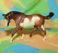#59197⭐Breyer Stablemate Horse, paint appaloosa mold Little Red