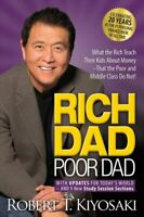 Rich Dad Poor Dad What the Rich Teach Their Kids About Money Th... 9781612680194