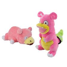 2pcs Pokemon Slowpoke & Slowbro Plush Doll Figure Soft Toy Best Gift For Kis