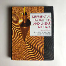 Differential Equations and Linear Algebra (3rd Edition) Stephen W. Goode