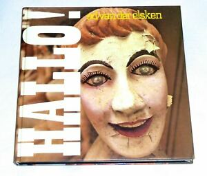 HALLO ! een nieuwe ed van der elsken Hardcover gebunden 1978 - Rarität !