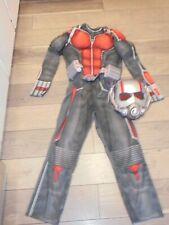 Marvel Captain America Civil War Ant-Man Muscle Halloween costume size L