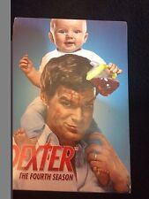 Dexter the Fourth Season DVD Brand New Sealed