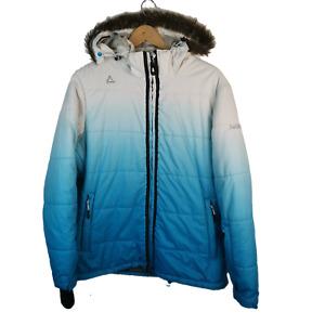Ladies Dare2B Winter Ski Jacket Size 16 / XL / EUR 42