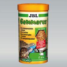 """JBL Gammarus 1 L Bachflohkrebse Leckerbissen für Wasserschildkröten 10 �€"""" 50 cm"""
