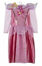 Disney Princess Sleeping Beauty Fantasy Sparkling Pink Dress Size 4-6X Age 3+