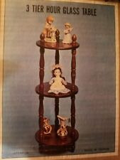 Small 3 Tier Table New in Box(not put together)