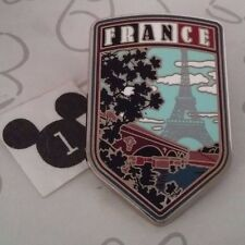 France Eiffel Tower Paris Soarin Around the World Disney Mystery Pin Buy 2 Save