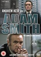 ADAM SMITH the complete first series 1. Andrew Keir. 2 discs. New sealed DVD.