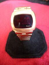 1975 Pulsar LED / P4 Classic Digital Watch, Y.G.F. 5210 Model, 402 Module, L@@K