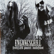 ENGANGSGRILL-FENRIZ'RED PLANET-NATTEFROST-CD-black metal- Norway