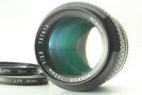 [EXC+5] Nikon Ai Nikkor 105mm f2.5 MF Telephoto Lens for F mount from Japan  #06