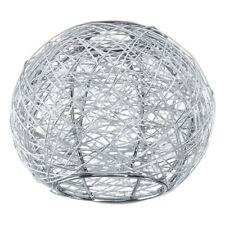 Eglo 8.5cm My Choice Aluminium Ball Shade, Silver