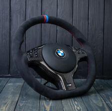 BMW OEM Custom Alcantara M Sport E46 M3 Steering Wheel SMG zcp Competition