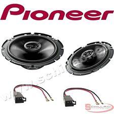Altavoces delanteros / traseros para PIONEER Volkswagen VW GOLF 3 91-97 con adap