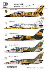 Hungarian Aero Decals 1/72 AERO L-39 ALBATROSS in International Service