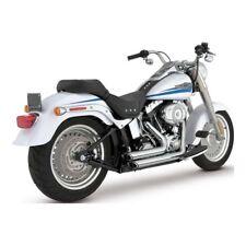 Echappements Vance & Hines SHORTSHOTS Chrome Harley Davidson Softail 1987-2011