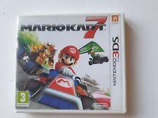 Mario Kart 7 Ninendo 3DS Racing Game