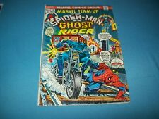 MARVEL TEAM-UP 15 1ST APPEARANCE ORB GHOST RIDER SPIDER-MAN 1ST SERIES
