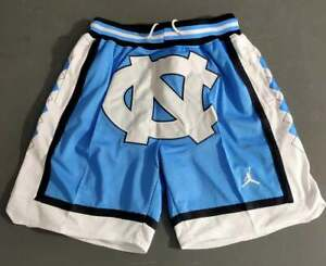 Men's North Carolina Shorts Blue
