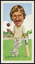 Ian Botham - Texaco Trophy Cricket Card (C94)