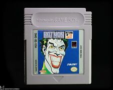 Batman Return of the Joker [Nintendo Game Boy Dark Knight Sequel Comic Based Bat