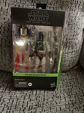 Star Wars Boba Fett The Black Series Return Of The Jedi Deluxe New 2021 Figure