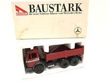 NZG Nr.315 BAUSTARK Die Neue Schwere Klasse von Mercedes-Benz  2635 OVP