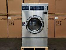 Dexter T600 Front Load Washer Coin Op 40lb 208 240v 60hz Sn 2050300478286 Ref